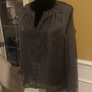 NWT Flawless Boho blouse